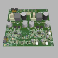 Class-D Power audio amplifier
