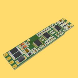 Speed sensors for railway applications